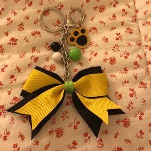 Disney Bow Keychain